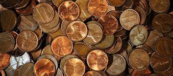 investing in copper pennies