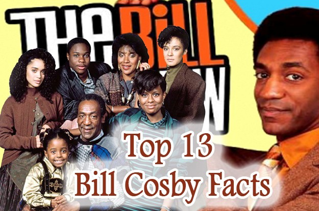 Top 13 Bill Cosby Facts You May Not Know About Including the Rebranding of the So-Called Bill Cosby Pudding